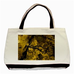 Colorful The Beautiful Of Traditional Art Indonesian Batik Pattern Basic Tote Bag by BangZart
