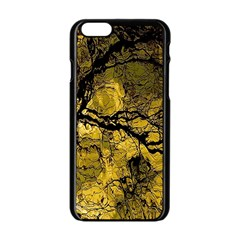 Colorful The Beautiful Of Traditional Art Indonesian Batik Pattern Apple Iphone 6/6s Black Enamel Case by BangZart