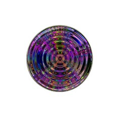 Color In The Round Hat Clip Ball Marker (4 Pack) by BangZart