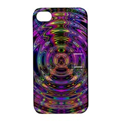 Color In The Round Apple Iphone 4/4s Hardshell Case With Stand by BangZart