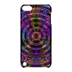 Color In The Round Apple Ipod Touch 5 Hardshell Case With Stand