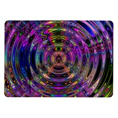 Color In The Round Samsung Galaxy Tab 10 1  P7500 Flip Case