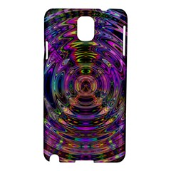 Color In The Round Samsung Galaxy Note 3 N9005 Hardshell Case