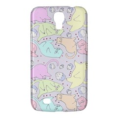 Cat Animal Pet Pattern Samsung Galaxy Mega 6 3  I9200 Hardshell Case by BangZart