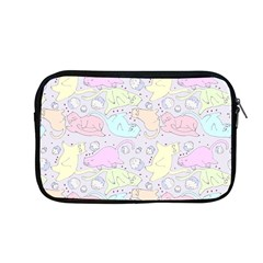 Cat Animal Pet Pattern Apple Macbook Pro 13  Zipper Case