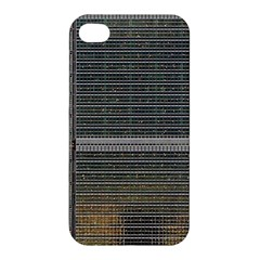 Building Pattern Apple Iphone 4/4s Hardshell Case by BangZart