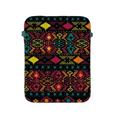 Bohemian Patterns Tribal Apple Ipad 2/3/4 Protective Soft Cases