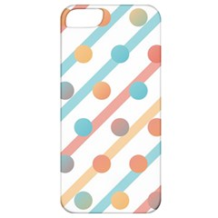 Simple Saturated Pattern Apple Iphone 5 Classic Hardshell Case by linceazul