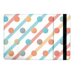 Simple Saturated Pattern Samsung Galaxy Tab Pro 10 1  Flip Case by linceazul