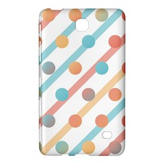 Simple Saturated Pattern Samsung Galaxy Tab 4 (7 ) Hardshell Case  by linceazul