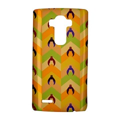 Funny Halloween   Bat Pattern 1 Lg G4 Hardshell Case by MoreColorsinLife