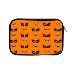 Funny Halloween   Face Pattern 2 Apple Ipad Mini Zipper Cases by MoreColorsinLife