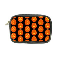 Funny Halloween   Pumpkin Pattern 2 Coin Purse by MoreColorsinLife