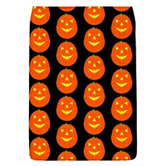 Funny Halloween   Pumpkin Pattern 2 Flap Covers (s)  by MoreColorsinLife