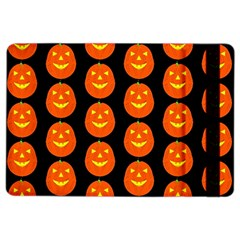Funny Halloween   Pumpkin Pattern 2 Ipad Air 2 Flip by MoreColorsinLife