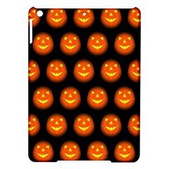 Funny Halloween   Pumpkin Pattern Ipad Air Hardshell Cases by MoreColorsinLife