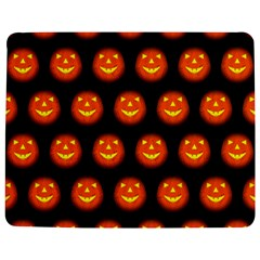 Funny Halloween   Pumpkin Pattern Jigsaw Puzzle Photo Stand (rectangular) by MoreColorsinLife