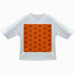 Funny Halloween   Spider Pattern Infant/Toddler T-Shirts