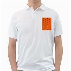 Funny Halloween   Spider Pattern Golf Shirts