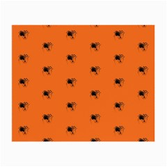 Funny Halloween   Spider Pattern Small Glasses Cloth (2-Side)