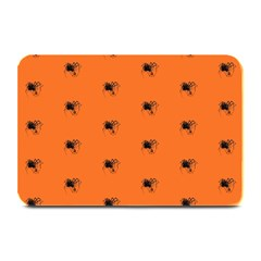 Funny Halloween   Spider Pattern Plate Mats