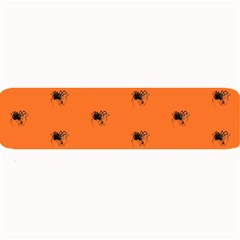 Funny Halloween   Spider Pattern Large Bar Mats