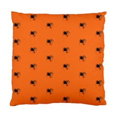 Funny Halloween   Spider Pattern Standard Cushion Case (Two Sides)
