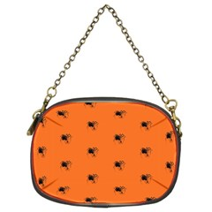 Funny Halloween   Spider Pattern Chain Purses (Two Sides)