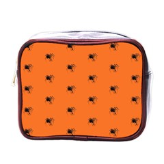 Funny Halloween   Spider Pattern Mini Toiletries Bags