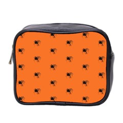 Funny Halloween   Spider Pattern Mini Toiletries Bag 2-Side