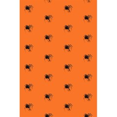 Funny Halloween   Spider Pattern 5.5  x 8.5  Notebooks