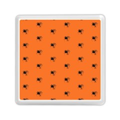 Funny Halloween   Spider Pattern Memory Card Reader (Square)