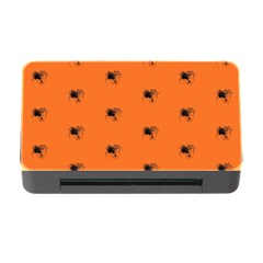 Funny Halloween   Spider Pattern Memory Card Reader with CF