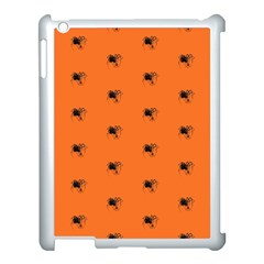 Funny Halloween   Spider Pattern Apple iPad 3/4 Case (White)