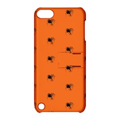 Funny Halloween   Spider Pattern Apple iPod Touch 5 Hardshell Case with Stand