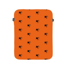 Funny Halloween   Spider Pattern Apple Ipad 2/3/4 Protective Soft Cases