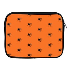 Funny Halloween   Spider Pattern Apple iPad 2/3/4 Zipper Cases