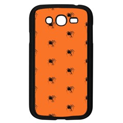 Funny Halloween   Spider Pattern Samsung Galaxy Grand DUOS I9082 Case (Black)