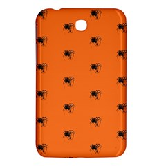 Funny Halloween   Spider Pattern Samsung Galaxy Tab 3 (7 ) P3200 Hardshell Case