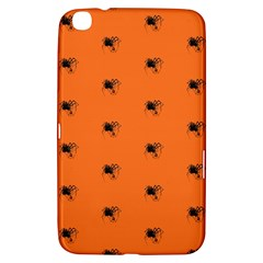Funny Halloween   Spider Pattern Samsung Galaxy Tab 3 (8 ) T3100 Hardshell Case