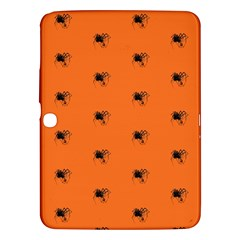 Funny Halloween   Spider Pattern Samsung Galaxy Tab 3 (10.1 ) P5200 Hardshell Case