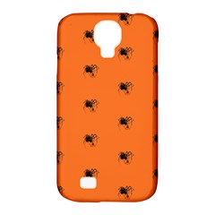 Funny Halloween   Spider Pattern Samsung Galaxy S4 Classic Hardshell Case (PC+Silicone)