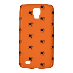 Funny Halloween   Spider Pattern Galaxy S4 Active