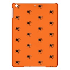 Funny Halloween   Spider Pattern iPad Air Hardshell Cases