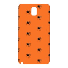 Funny Halloween   Spider Pattern Samsung Galaxy Note 3 N9005 Hardshell Back Case