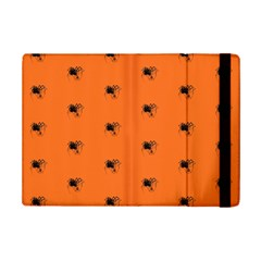 Funny Halloween   Spider Pattern Ipad Mini 2 Flip Cases by MoreColorsinLife