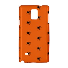 Funny Halloween   Spider Pattern Samsung Galaxy Note 4 Hardshell Case