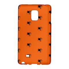 Funny Halloween   Spider Pattern Galaxy Note Edge