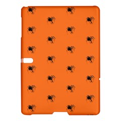 Funny Halloween   Spider Pattern Samsung Galaxy Tab S (10.5 ) Hardshell Case