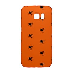 Funny Halloween   Spider Pattern Galaxy S6 Edge